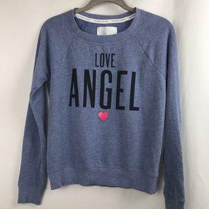 Victoria's Secret Love Angel Sweatshirt